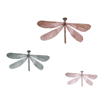 Dragonflies | 3 pieces