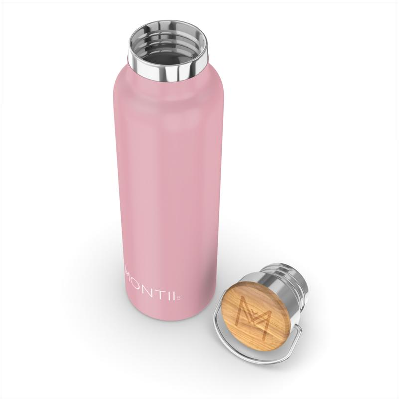 Stainless Steel Drink Bottle | Dusty Pink