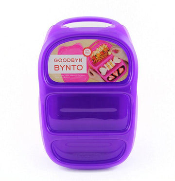 Bynto Luchbox | Purple