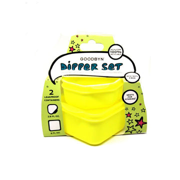 Dipper Set | Neon Yellow Green
