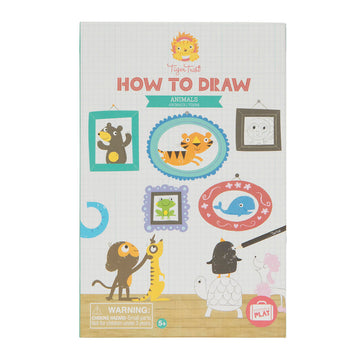 How to draw an animal
