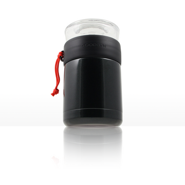 Insulated Food Jar | Black