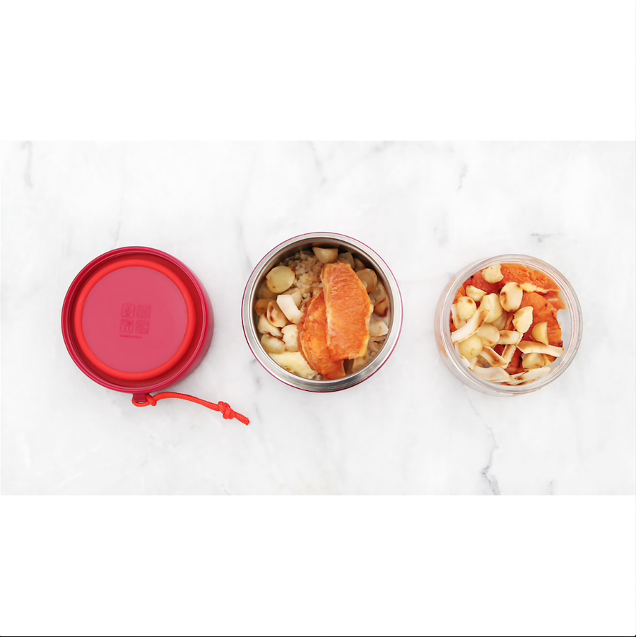 Insulated Food Jar | Pink