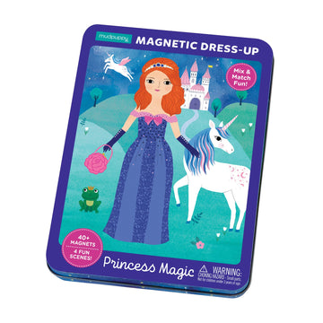 Princess Magic Magnetic Dress-up