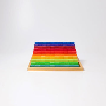 Small Stepped Counting Blocks