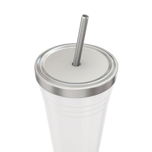 Smoothie Cup | White