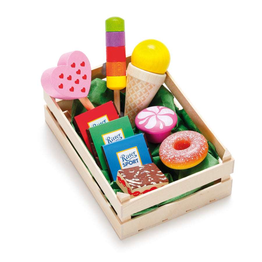 Wooden Candies Assorted