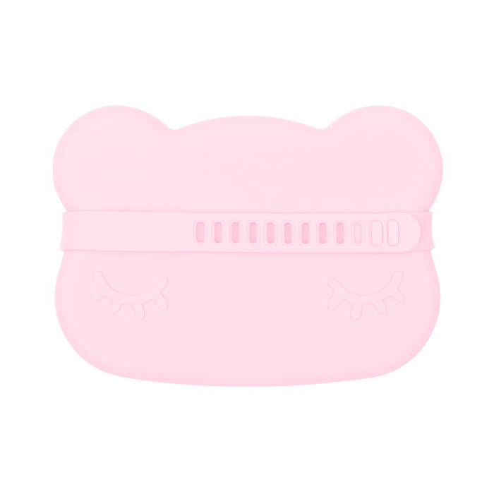 Bear Snackie | Powder Pink