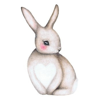 Sally the shy bunny | Medium