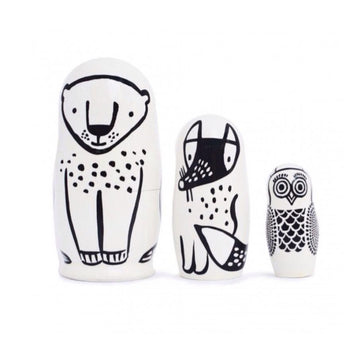 Nesting Dolls | Forest Friends | LAST ONE