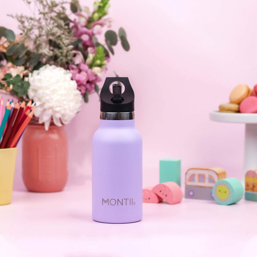 Mini Drink Bottle | Lavendar