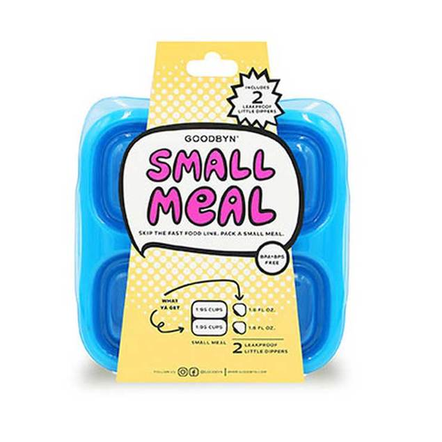 Small Meal | Neon Blue