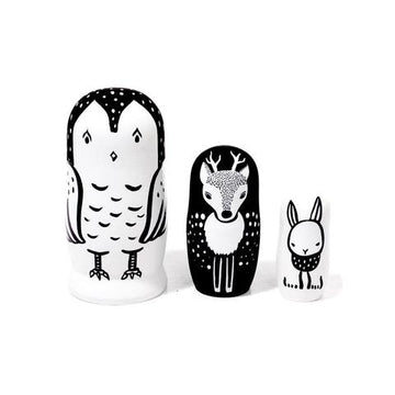 Nesting Dolls | Woodlands