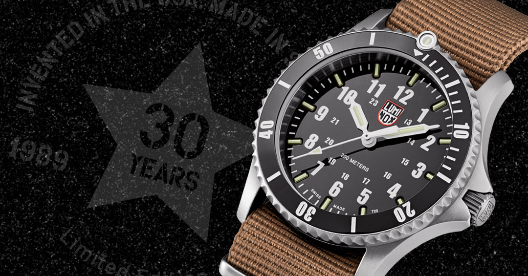 Luminox Celebrates 30th Anniversary!