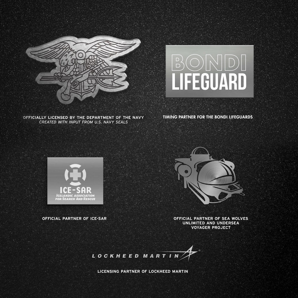 Trusted by Bondi Lifeguards | U.S. Navy Seals | ICE-SAR | Sea Wolves