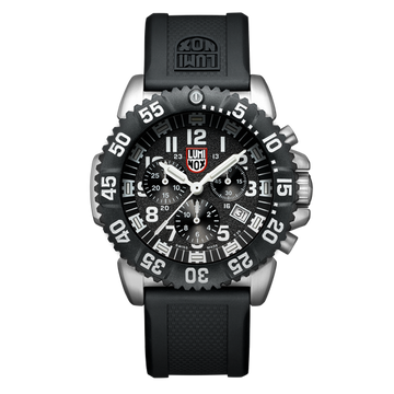 Luminox Navy SEAL Steel Colormark Chronograph - 3181 Watch | Luminox  Australia