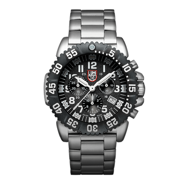 Luminox Navy SEAL Steel Colormark Chronograph - 3182 Watch | Luminox  Australia