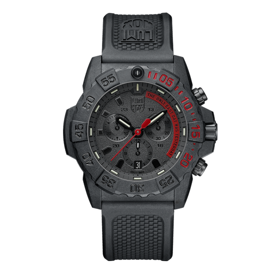Luminox Navy SEAL Chronograph - 3581.EY Watch | Luminox  Australia