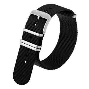 Luminox Webbing NATO style Watch Band - Black 23 mmfrom Luminox Australia