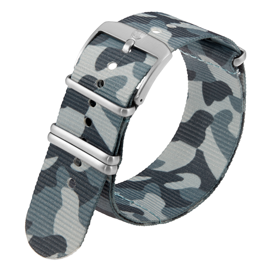 Luminox Webbing NATO style Watch Band - Camouflage 24 mmfrom Luminox Australia