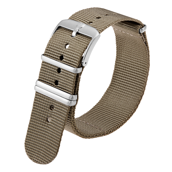 Luminox Webbing NATO style Watch Band - Grey 24 mm Strap | Luminox  Australia
