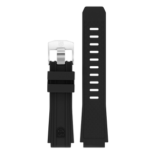 Luminox PU Watch Band - Black 20 mmfrom Luminox Australia