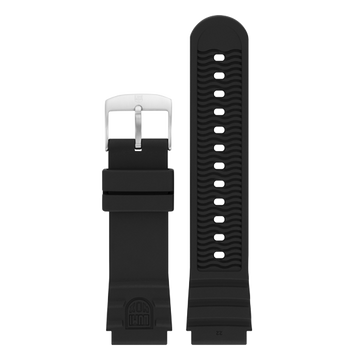 Luminox PU Watch Band - Black 22 mm Strap | Luminox  Australia