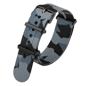 Luminox Genuine rubber Watch Band - Camouflage 22 mmfrom Luminox Australia
