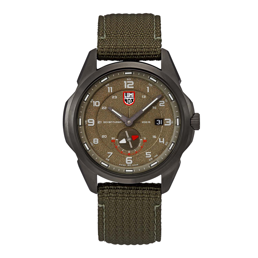 Luminox Atacama Adventurer Field - 1767 Watch | Luminox  Australia