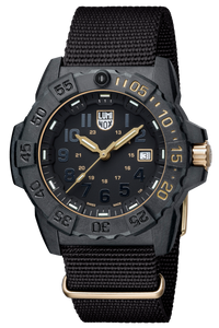 Luminox Navy Seal - 3501.GOLD.SET