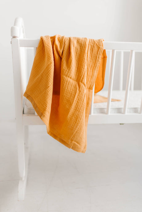 Swaddle in Mustard