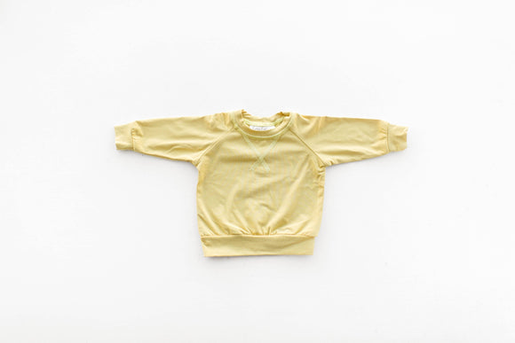 Crew Neck in Golden