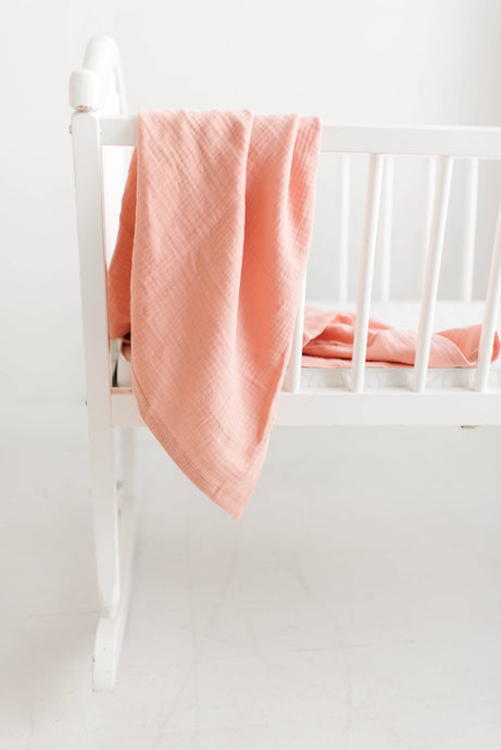 Swaddle in Blush