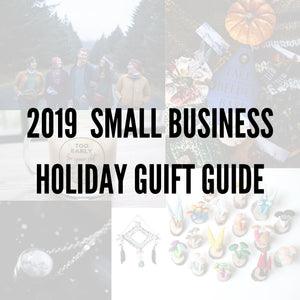 2019 Small Business Holiday Gift Guide