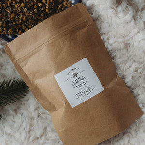 Calm + Comfort Loose Tea Blend | 2oz