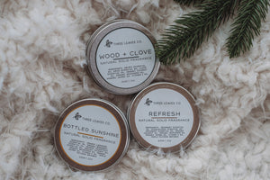 Natural Solid Fragrances