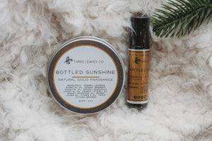 Bottled Sunshine Gift Set