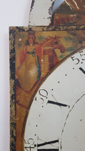 18th c Clock Case Face