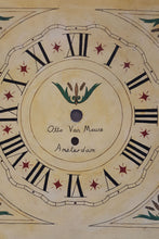 Hand Painted Clock Face