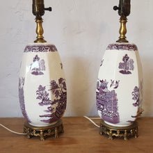 Chinoiserie Lamps