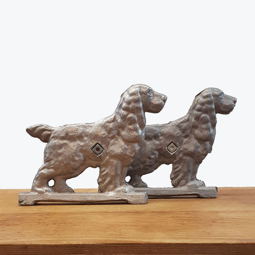 Spaniel Fence Post Toppers