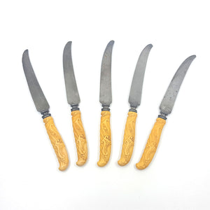 Celluloid Knives