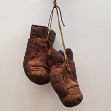 Child's Leather Boxing Gloves