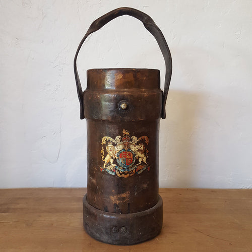 English Artillery Bucket