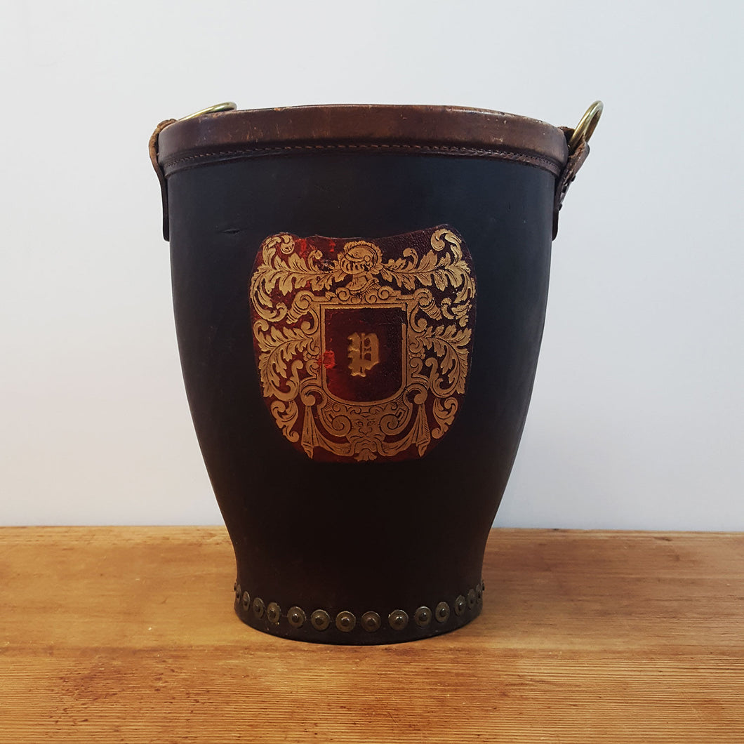 English Fire Bucket