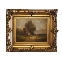 English Pastoral with Gilt Frame