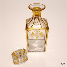 1920's French Decanters