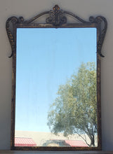 French Iron Mirror