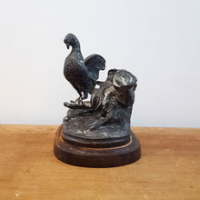French Pheasant Sculpture