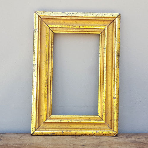 Water Gilt Frame